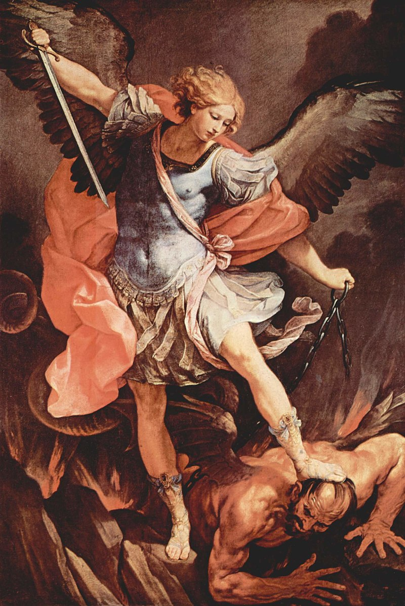 Guido Reni, Michael (1636)