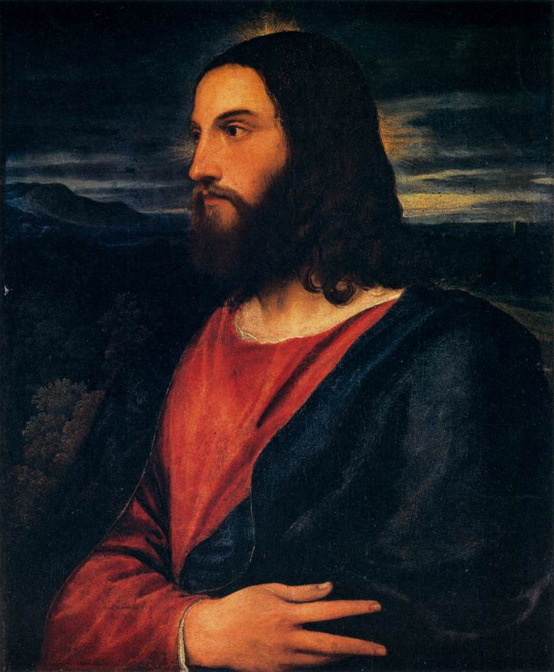 Titian, Christ the Redeemer (1534)