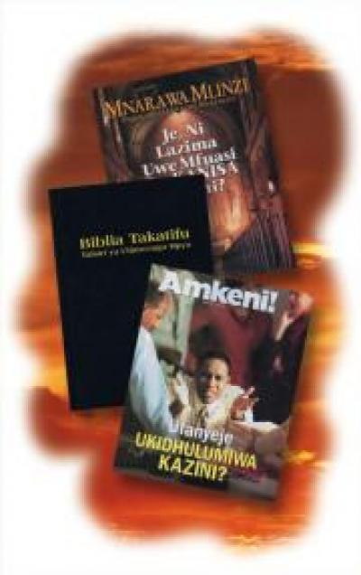 Swahili JW Magazines