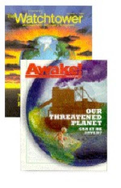 Watchtower Magazines